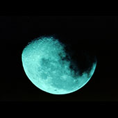 Cyan Moon 