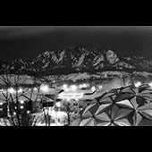 Flatirons in Infrared 