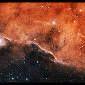 IC 1396 Northeast