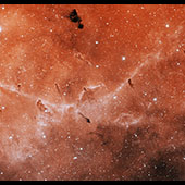 IC 1396 Southeast