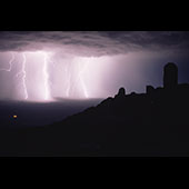 Kitt Peak Lightning 
