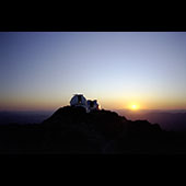 Kitt Peak Sunset 