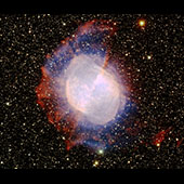 M27 Dumbbell Nebula