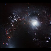 NGC 4038 Antenna Galaxy