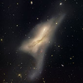 NGC 520 