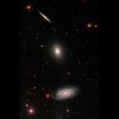 NGC 5981/2/5 