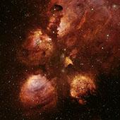 NGC 6334 Cat's Paw