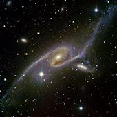 NGC 6872 & IC 4970
