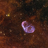 NGC 6888 Crescent Nebula 
