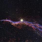 NGC 6960 Veil Nebula