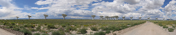 Very Large Array Telescope